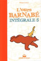 L'ours Barnabé (Boîte à bulles) -INT5- Intégrale 5
