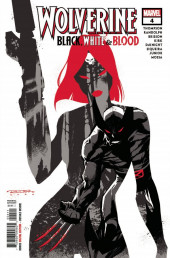 Wolverine: Black, White & Blood (Marvel comics - 2020) -4- The Art of Loss - Reave What You Sow - Sticks & Stones