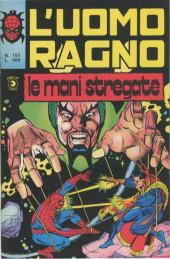 L'uomo Ragno V1 (Editoriale Corno - 1970)  -152- Le Mani Stregate