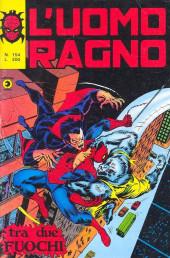 L'uomo Ragno V1 (Editoriale Corno - 1970)  -154- Tra due Fuochi