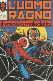 L'uomo Ragno V1 (Editoriale Corno - 1970)  -155- Il Vascello Maledetto