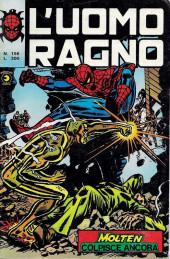 L'uomo Ragno V1 (Editoriale Corno - 1970)  -156- Molten colpisce Ancora