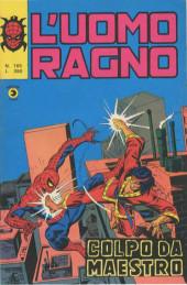 L'uomo Ragno V1 (Editoriale Corno - 1970)  -165- Colpo da Maestro