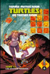 Teenage Mutant Ninja Turtles - Les Tortues Ninja (HiComics) -13- Les grands remèdes