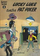 Lucky Luke -5a1970b- Lucky Luke contre Pat Poker