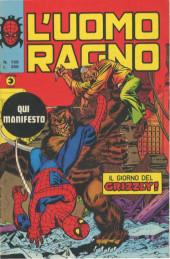 L'uomo Ragno V1 (Editoriale Corno - 1970)  -168- Il Giorno del Grizzly