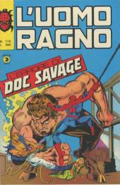 L'uomo Ragno V1 (Editoriale Corno - 1970)  -170- L'Errore di Doc Savage