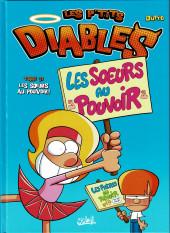 Les p'tits diables -31- Les Sœurs au pouvoir !