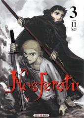 Nosferatu (Shinjiro) -3- Tome 3