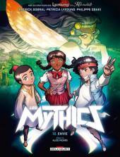 Les mythics -12- Envie