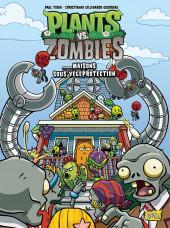 Plants vs. Zombies -15- Maison sous vegeprotection