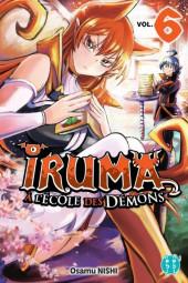 Iruma à l'École des Démons -6- Tome 6