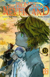 Promised Neverland (The) -19- La note maximale