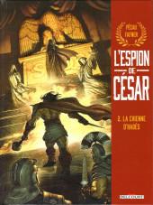 L'espion de César -2- La chienne d'Hadès