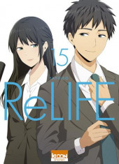 ReLIFE -15- Tome 15