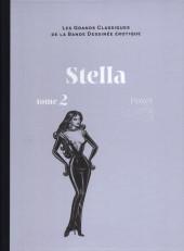 Les grands Classiques de la Bande Dessinée érotique - La Collection -125123- Stella - Tome 2