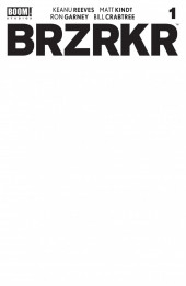 BRZRKR (Boom! Studios - 2021) -1C- Issue #1