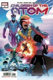 Children of the Atom (Marvel Comics - 2021) -1- Uncanny