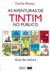 Tintim - Divers (en portugais) - As aventuras de Tintim no Público - Guia de leitura