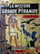 Blake et Mortimer (Les aventures de) (Historique) -3d1972- Le mystère de la Grande Pyramide