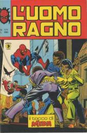L'uomo Ragno V1 (Editoriale Corno - 1970)  -171- Il Tocco di Mida