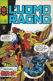 L'uomo Ragno V1 (Editoriale Corno - 1970)  -178- Gli Artigli di Griffin