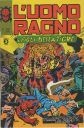 L'uomo Ragno V1 (Editoriale Corno - 1970)  -180- I Figli della Tigre