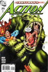 Action Comics (DC Comics - 1938) -854- A countdown tie-in