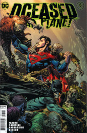 Dceased: Dead Planet (DC Comics - 2020) -5- Issue # 5
