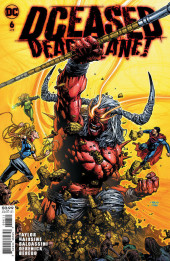Dceased: Dead Planet (DC Comics - 2020) -6- Issue # 6