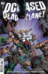 Dceased: Dead Planet (DC Comics - 2020) -7- Issue # 7