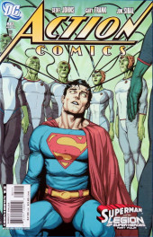 Action Comics (DC Comics - 1938) -861- Superman and the legion of super-heroes (part four)