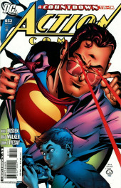 Action Comics (DC Comics - 1938) -852- A countdown tie-in