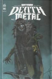 Batman : Death Metal -3- Tome 3