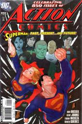Action Comics (DC Comics - 1938) -850- Superman: Past, present ... and future !
