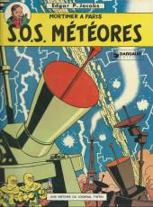 Blake et Mortimer (Les aventures de) (Historique) -7c1974- S.O.S. METEORES