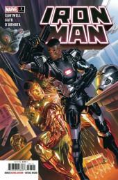 Iron Man Vol.6 (Marvel Comics - 2020) -7- Overclock