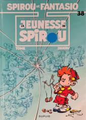 Spirou et Fantasio -38c2012- La Jeunesse de Spirou