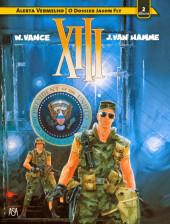 XIII (Público/ASA - Álbum duplo) -3- Alerta Vermelho / O Dossier Jason Fly