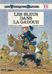 Les tuniques Bleues -13a1983- Les Bleus dans la gadoue
