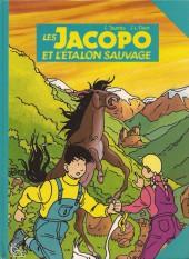 Les jacopo -3- Les Jacopo et l'étalon sauvage