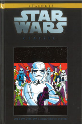Star Wars - Légendes - La Collection (Hachette) -134134- Star Wars Classic - #95 à 97, #99, #101 et X-Wing touche sa cible