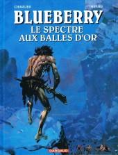 Blueberry -12Pub1- Le Spectre aux balles d'or