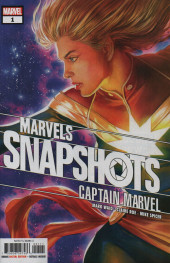 Marvels Snapshots (Marvel Comics - 2020) - Captain Marvel: Marvels snapshots - What's your Story?