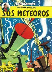 Blake e Mortimer (Aventuras de) (en portugais) -8- S.O.S. Meteoros