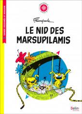 Spirou et Fantasio -12EDUC- Le nid des marsupilami