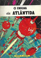 Blake e Mortimer (Aventuras de) (en portugais) -7- O enigma da Atlântida