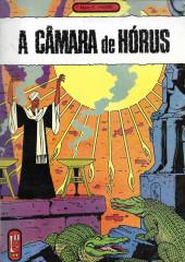 Blake e Mortimer (Aventuras de) (en portugais) -5- A câmara de Hórus -  2ª parte de O mistério da grande pirâmide