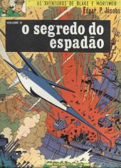 Blake e Mortimer (Aventuras de) (en portugais) -2- O segredo do Espadão - Volume II