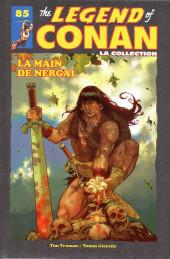 The savage Sword of Conan (puis The Legend of Conan) - La Collection (Hachette) -8510- La Main de Nergal